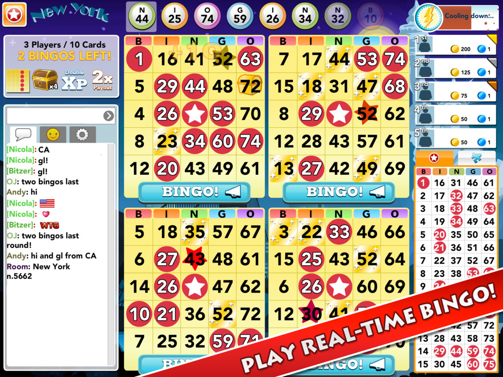 online casino and bingo